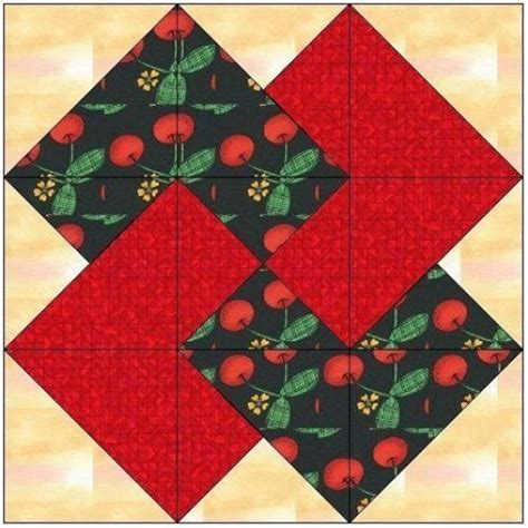 quilt pattern card trick all stitches card trick paper piecing quilt block
