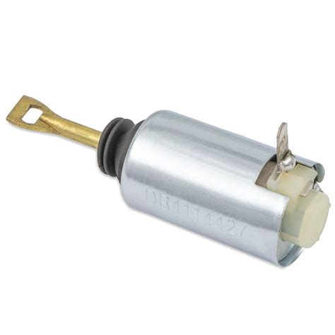 inductor of solenoid 1970 1972 chevelle cowl induction solenoid with gm number