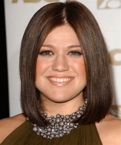 angeled bob for round face 20 classy hairstyles for round faces