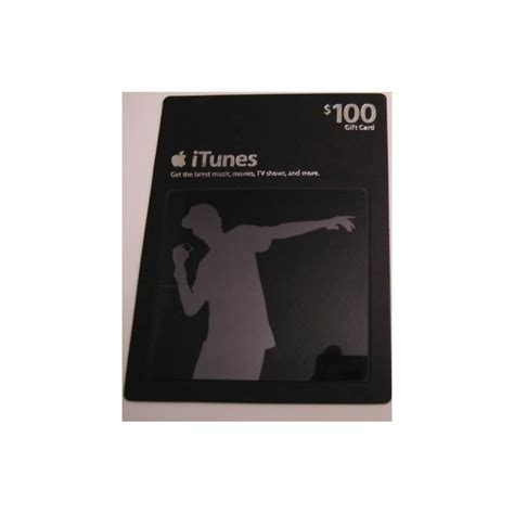100 Itunes Gift Card - 100 itunes gift card apple usa iphone ipad mac code certificate