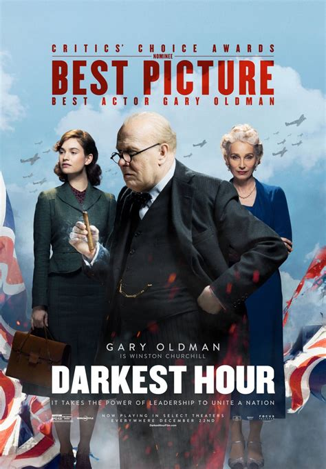 darkest hour darkest hour 2017 teaser trailer