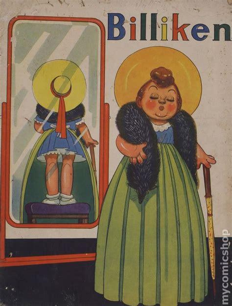 billiken cover billiken 1919 magazine comic books