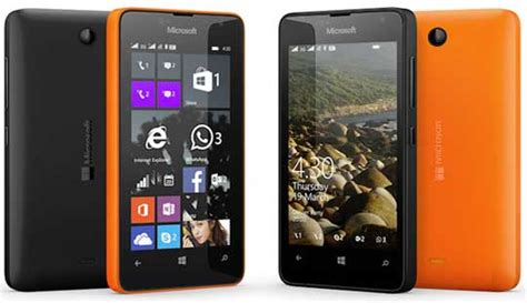 Hp Microsoft Lumia 430 Dual Sim lumia 430 dual sim launched by microsoft only in 70