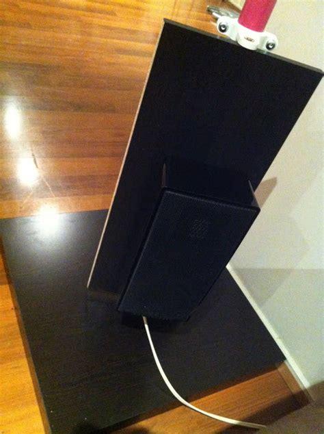 cost home theater speaker stand ikea hackers ikea