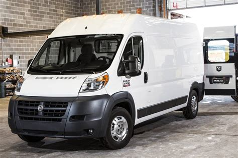 dodge work van used 2014 ram promaster cargo for sale pricing