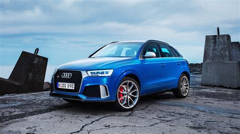 Audi Rs Q3 by 2017 Audi Rs Q3 Performance Review Photos Caradvice