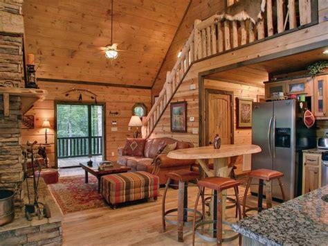 mesmerizing log house interiors   impress