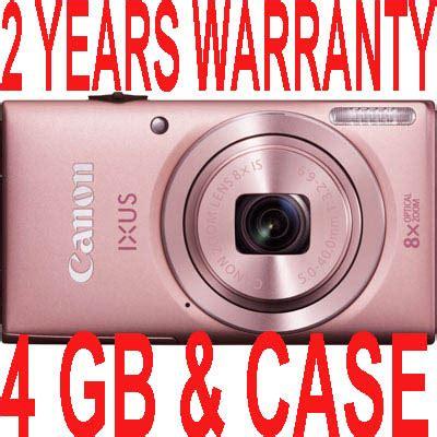 electronics :: cameras :: point & shoot :: canon ixus 132
