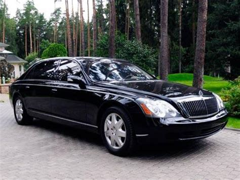 how to learn about cars 2004 maybach 62 lane departure warning 2004 maybach 62 information and photos zombiedrive