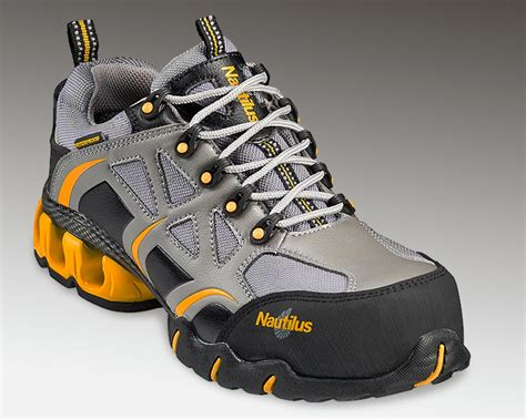 nautilus safety footwear s 1800 work shoe
