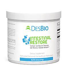 Desbio Detox Diet by Desbio Intestinal Restore 30 Svgs Revelation Health Llc