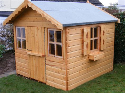 stationhouse wooden playhouse wales sheds