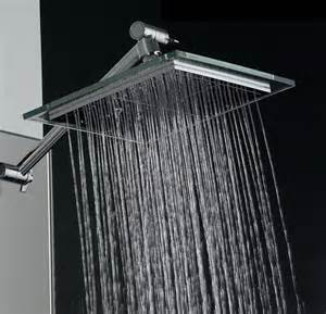 new 8 quot inch polished chrome bathroom shower and
