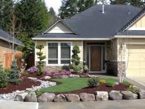 Small House Front Yard Landscaping Pictures Front Yard Landscaping Ideas For Small Ranch House Design