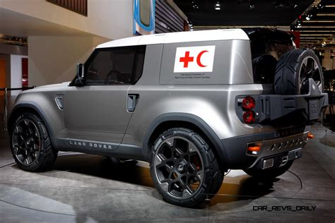 land rover dc100 concept flashback 2011 land rover dc100 in 5 colors and