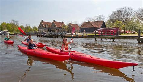 boten winsum marenland recreatie canadese kano huren ook leuk voor