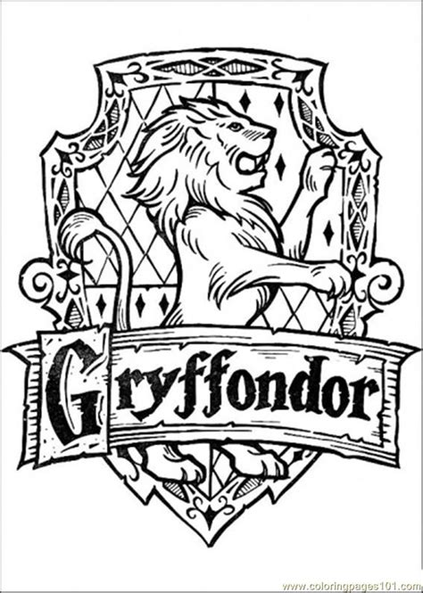 printable coloring pages harry potter harry potter print coloring home