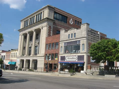 Number Search Indiana File Downtown Bedford Indiana Jpg Wikimedia Commons