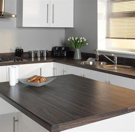 plan de travail cuisine en bois ophrey com cuisine avec plan de travail en bois