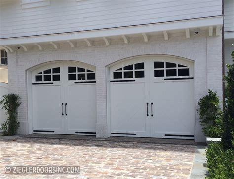 cape  composite garage doors ziegler doors