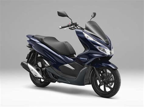 Pcx 2018 Electric by Honda Pcx Electric 2018 I Honda Pcx Hybrid 2018 Dwa