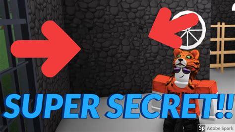 super secret door    bloxburg