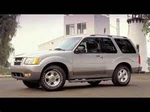 2003 ford explorer sport start up and review 4 0 l v6