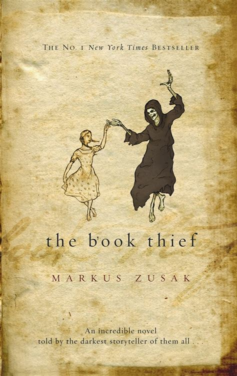 the thief a novel the narrative voice of the book thief by markus