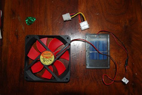 how to make a solar powered fan how to build a soda can heater solar powered fan