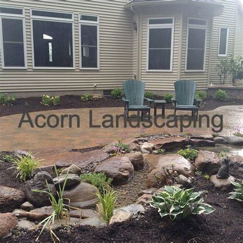 hometalk amazing backyard waterfall fish pond with paver
