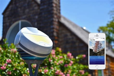 bloomsky s backyard weather stations to crowdsource