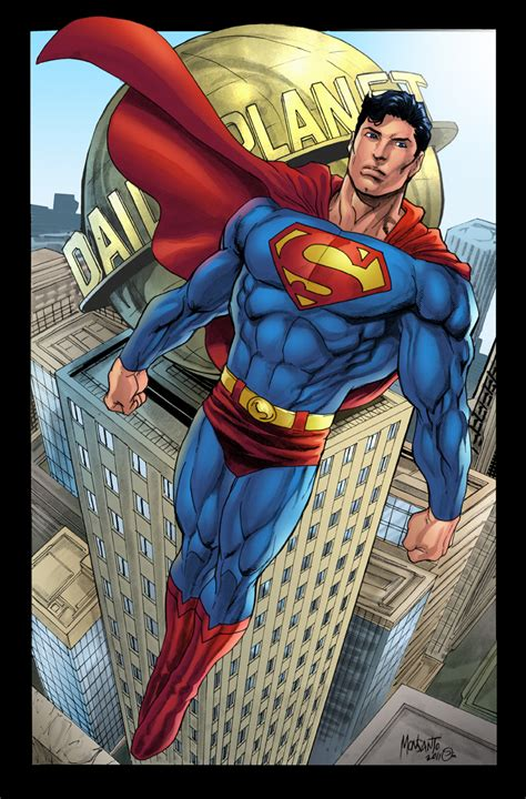 superman painting free superman metropolis finest by spidey0318 on deviantart
