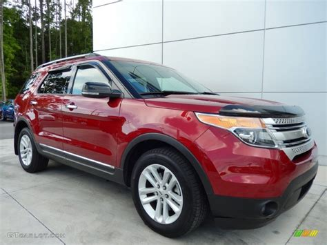 Ford Explorer Xlt 2013 by 2013 Ford Explorer Xlt Exterior Photos Gtcarlot