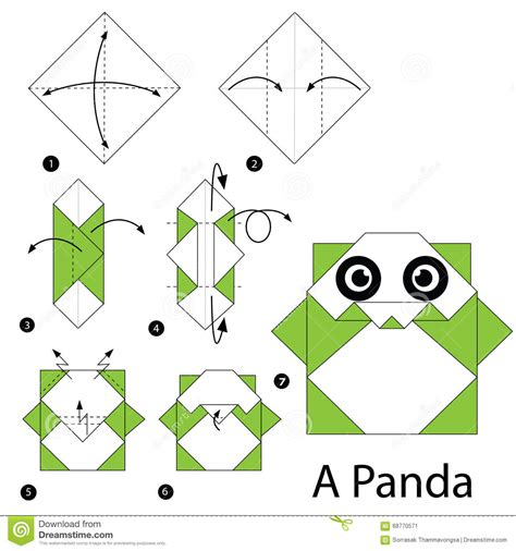 How To Make Paper Animals Step By Step - how to make origami animals step by step with pictures