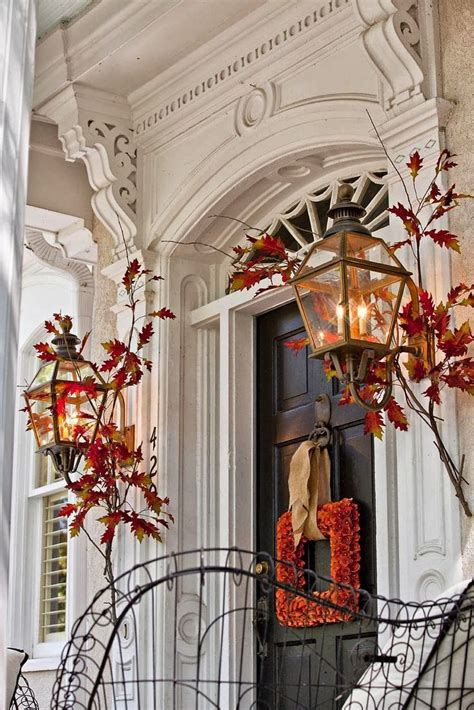 3867 best images on ideas 73 best front door porch fall decor images on