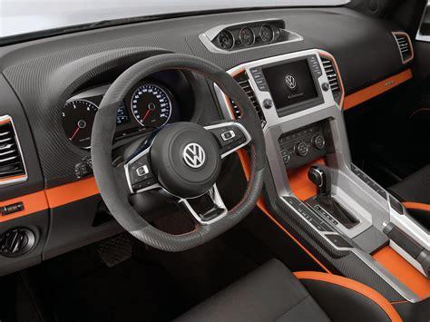 volkswagen amarok interior vw amarok anticipa el nuevo interior para 2015