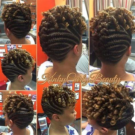 black ponytail hairstyles with 3ds twist nice flat twists updo http community