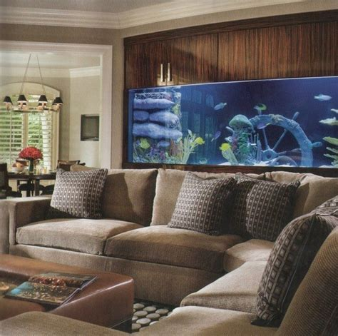 fish tank couch transform the way your home looks using a fish tank