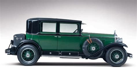 1928 Cadillac Town Sedan by Al Capone S 1928 Cadillac V8 Town Sedan Photo Gallery