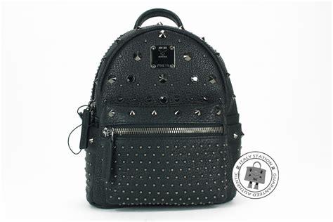 Mcm Bebeboo Black auth mcm new mini bebe boo special backpack mini black leather backpack ebay