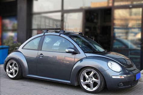 volkswagen beetle   car top roof rack cross bars luggage carrier ebay