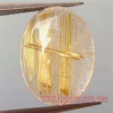 Kecubung Rambut Salai batu permata kecubung rambut emas jual batu