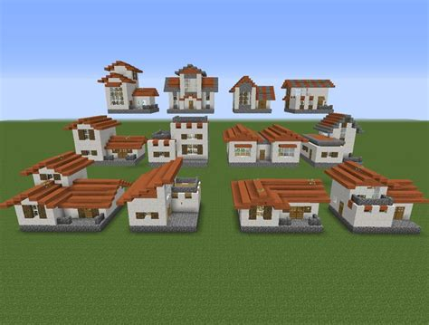 styles of houses to build 1000 ideas about minecraft blueprints on pinterest