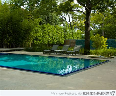 Pool Garden by The Inspiring Dallas House In The Garden In Usa