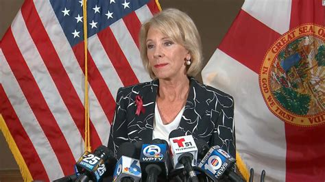 betsy devos arm teachers betsy devos defends proposal to arm some teachers after