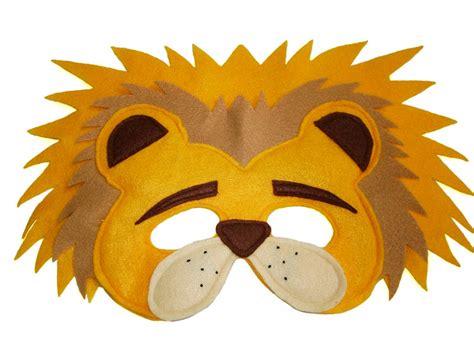 printable hyena mask template children s safari animal hyena felt mask magical attic
