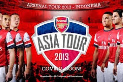 arsenal indonesia streaming daftar 24 pemain arsenal yang diboyong ke jakarta