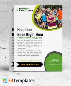 Outdoor Boot C Flyer For Group Training Classes From Fittemplates Com Fitness Flyer Ideas Outdoor Flyer Template