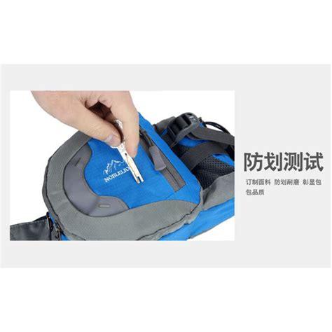 tas pinggang waterproof blue jakartanotebook