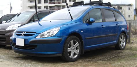 peugeot cars 2011 cars peugeot 307 station wagon 2011 auto database com